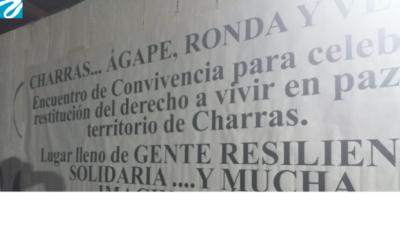 Charras, un domingo. un viaje por el corazón valiente de Charras (Guaviare-Colombia).