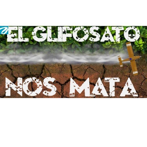 VISO MUTOP pidió suspender trámite de fumigaciones con glifosato en Colombia.