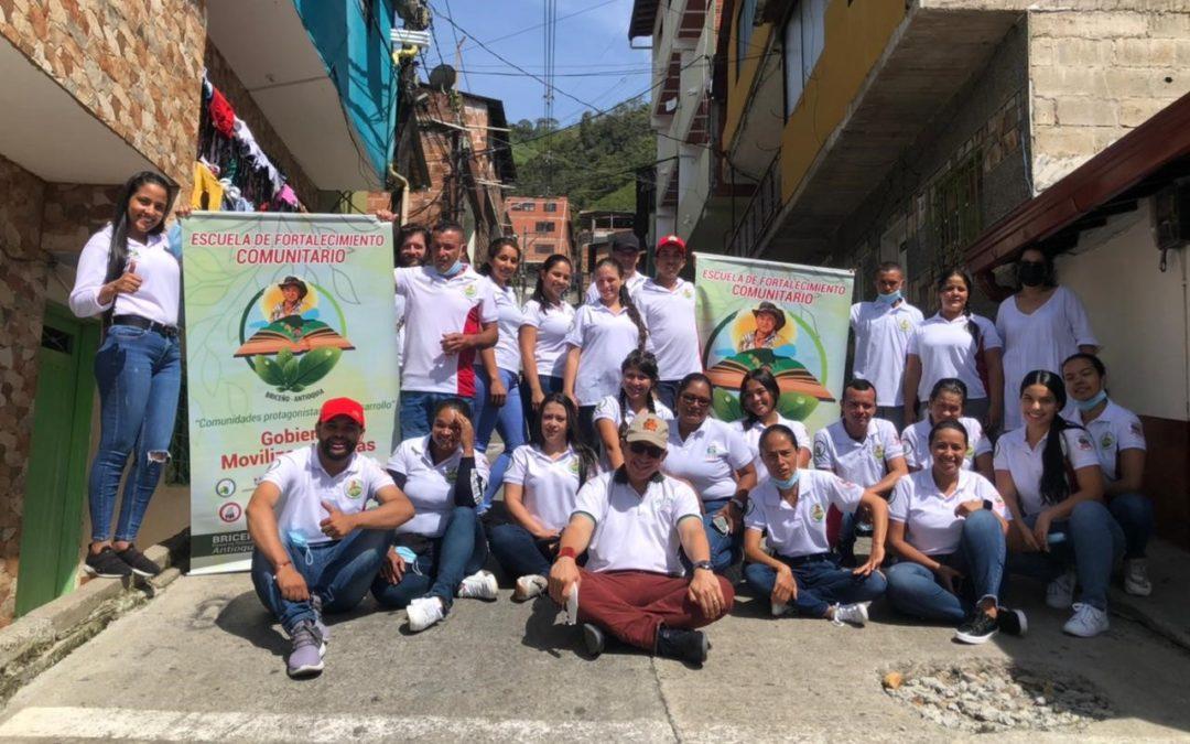 Acuerdo con ASOMUNAL  «Briceño – Antioquia» y VISOMUTOP
