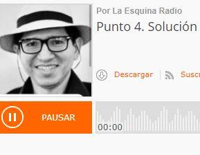 """AUDIOS Y PODSCAST POR LA EMISORA """"ESQUINA RADIO"""""""